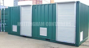 Container Modifications Nottingham