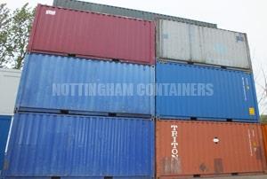 Nottingham Container Sales