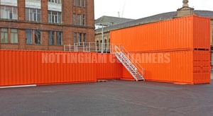 40ft Shipping Container Nottingham