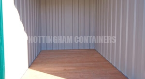 12ft Custom Containers Nottingham