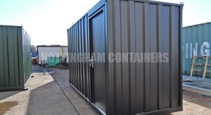 12ft Custom Office Containers Nottingham