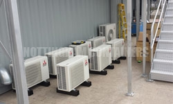 Container Air Conditioning Nottingham