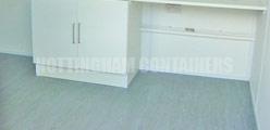 Container Flooring Nottingham