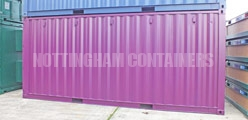 Container Painting Nottingham