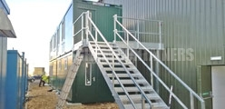 Container Staircases Nottingham