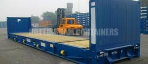 Flat Rack Container Nottingham