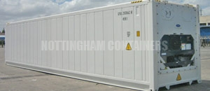 Refrigerated Reefer Container Nottingham