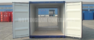 Tunnel Specialised Container Nottingham