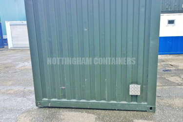 Sports Charity Storage Container